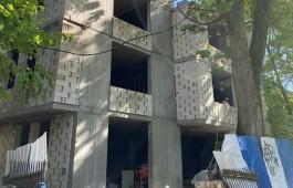 Суд приостановил незаконное строительство на проспекте Победы в Калининграде