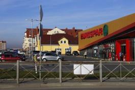 Власти нашли деньги на расширение въезда в Гурьевск