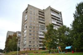 Остатки аварийного дома на Московском проспекте планируют вывозить баржами по Преголе