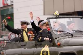 Три калининградских ветерана ВОВ примут участие в Параде победы на Красной площади