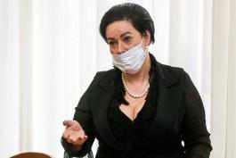 Дятлова: Сумма штрафных санкций по благоустройству Рокоссовского уже превысила 1,7 млн рублей
