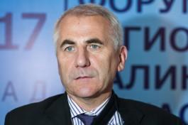 Вигаудас Ушацкас: Я всегда выступал за отмену виз между Россией и Европейским союзом