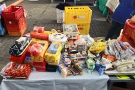 На ярмарке в Калининграде нашли более 156 кг санкционных продуктов