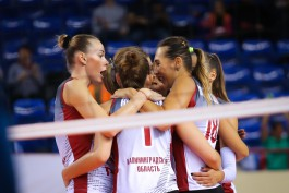 Калининградский «Локомотив» победил в первом матче нового сезона Суперлиги