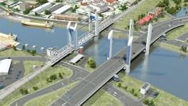 «Визуально невозможно»: Сивкова не видит смысла в сохранении исторической части двухъярусного моста