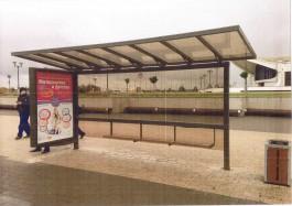 До конца года в Калининграде установят восемь новых остановочных павильонов
