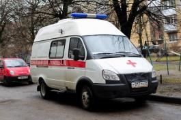 В центре Черняховска местный житель выстрелил в прохожего