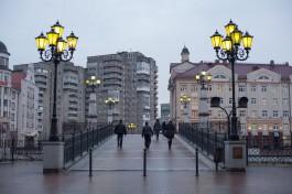 В ночь на вторник в Калининграде разведут два моста на Острове