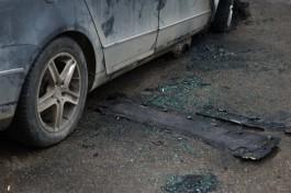 На улице Белибейской в Калининграде автомобиль сбил пенсионерку