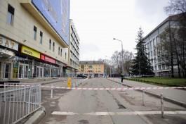 В Калининграде эвакуировали торговый центр «Плаза»