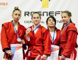 Спортсменка из Калининграда выиграла первенство мира по самбо