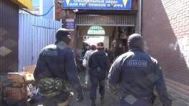 Полиция задержала на Центральном рынке Калининграда девятерых мигрантов-нарушителей