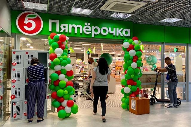 До конца года «Пятёрочка» хочет открыть в Калининградской области ещё около 15 магазинов