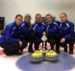 Сборная Калининградской области по кёрлингу глухих выиграла Кубок России