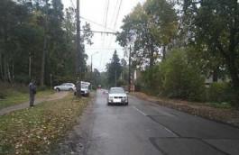 В микрорайоне Космодемьянского автомобиль сбил третьеклассника