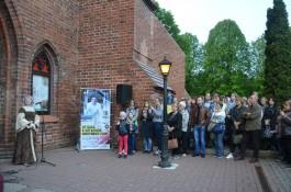«Театр, волынка и новые локации»: как в Калининграде прошла «Музейная ночь-2019»