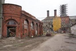 Собственник приступил к восстановлению бывшей пивоварни «Понарт» в Калининграде