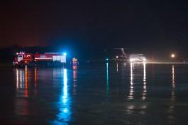 Самолёт «Руслайна» не смог вылететь из Белгорода в Калининград из-за задымления в салоне
