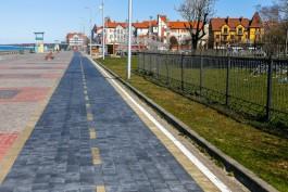 Главный архитектор Зеленоградска рассказал о планах по развитию велодорожной сети
