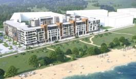 В областном правительстве одобрили проект шестиэтажного комплекса рядом с морем в Зеленоградске
