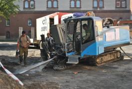 В Калининграде газифицируют старый немецкий бастион