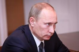Путин дал старт запуску подстанции «Береговая» для объектов ЧМ-2018 в Калининграде