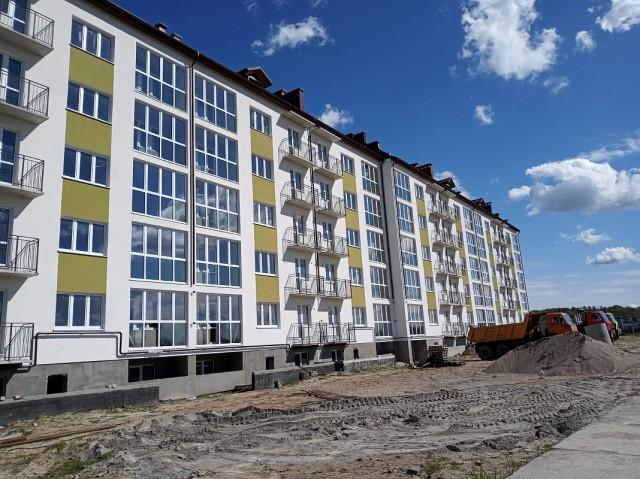 В Зеленоградском округе достраивают два проблемных дома дольщиков