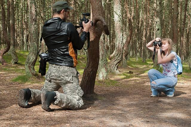Куршская коса вошла втоп-5 самых известных заповедников Российской Федерации