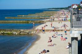 Вильфанд: В Калининградской области сильная жара — до 35-37 градусов — продлится до среды включительно