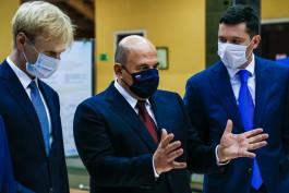 Мишустин одобрил выделение дополнительных 1,35 млрд рублей на строительство Северного обхода в 2022 году