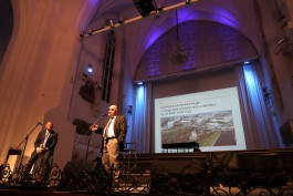 «Священные камни, туристический поток и рынок»: о чём рассказал калининградцам архитектурный критик Григорий Ревзин