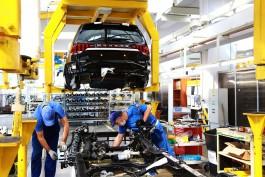 В Калининграде запустили производство нового внедорожника Kia Mohave