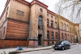 «Какая-то петрушка»: почему не восстанавливают здание бывшей комендатуры на улице Клинической