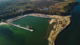 Власти готовы выделить 1,2 миллиарда рублей на строительство дороги к терминалу в Пионерском