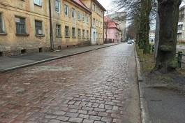 Власти нашли подрядчика для ремонта улицы Морозова в Калининграде