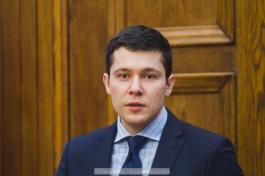 Врио губернатора: Калининградская область должна быть выше Крыма в топе федеральной повестки