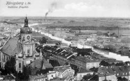 «Кёнигсберг в деталях»: семь улиц Ломзе — район набережной Карбышева