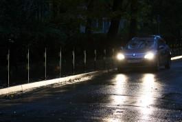 Почему по ночам не горят фонари на областных трассах?