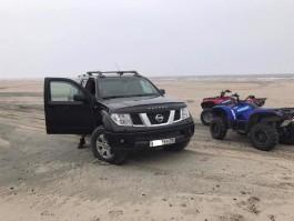 Заливатский: В Янтарном желающих покататься на пляже заметно поубавилось
