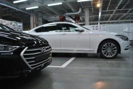 «Три легенды»: «Автотор» стал первым в России выпускать новые модели Hyundai