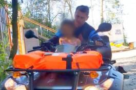 На пляже в Зеленоградске потерялась четырёхлетняя девочка из Вьетнама: ребёнка нашли на Куршской косе