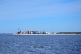 ГК «Содружество» предложило запустить в Калининградский морской канал 225-метровые сухогрузы
