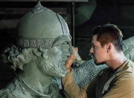 Скульптор завершил работу над бронзовым памятником Александру Невскому для Калининграда