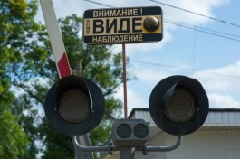 Мэрия предупреждает о ночных перекрытиях ж/д переездов на улицах Камской и Докука