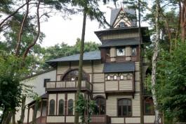 В Светлогорске начинают реставрировать охотничий дом начала XX века
