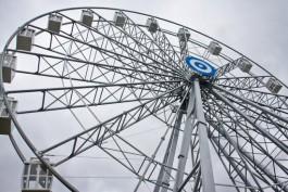Инвестор заключил контракт на поставку колеса обозрения в Зеленоградск