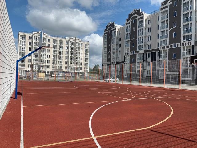 «Экогород для комфортной жизни»: вторая очередь комплекса «Грюнштадт» готова к заселению