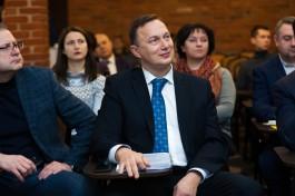 Александр Торба возглавил министерство по муниципальному развитию области