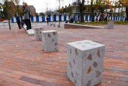 Подрядчика заставят переложить «расшатанную» плитку на улице Баранова в Калининграде
