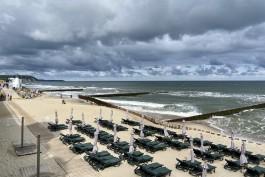Прокуратура нашла нарушения на пляжах в Светлогорске и Янтарном